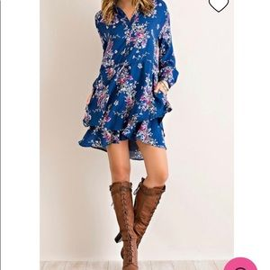 """Entro """"Amelia"""" Dress"""